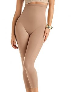 Leonisa Invisible Bodysuit Shaper with Rear Lift
